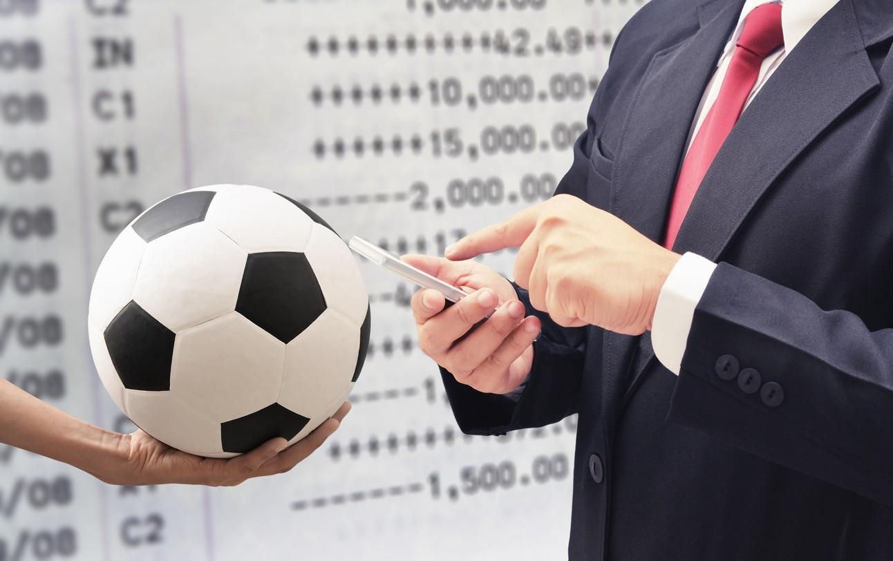 Live Soccer Match